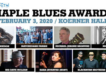Maple Blues Awards 2020