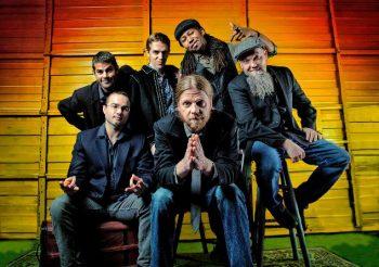 Avec Shine, le Ghost Town Blues Band fait briller le blues d'une autre belle façon