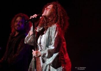 Trois-Rivières en Blues 2020      Jour #1 Dwane Dixon & Angel Forrest