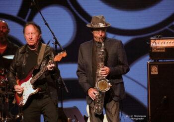 Trois-Rivières en Blues 2020 jour # 2 Ben Racine Band, Jack De Keyzer & Spencer Mackenzie