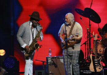 Trois-Rivières en Blues 2020 Jour # 3 avec Justin Saladino Band & Blackburn Brothers Band