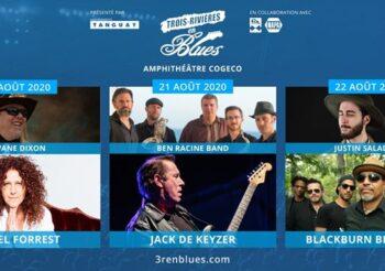 Trois-Rivières en Blues 2020