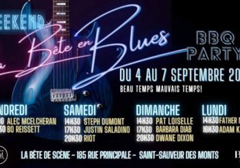 La Bête en Blues