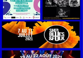 Le Blues de l'été 2021 au Québec