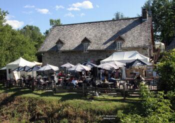 Au Son du Moulin Blues & Gin de Bécancour (30, 31 juillet et 1er août)